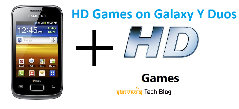 android games free for samsung galaxy y duos