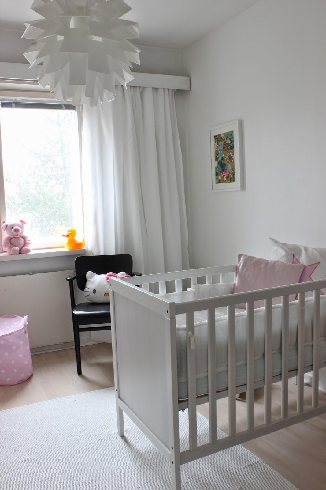 JOUKOLATAR vauvanhuoneen verhot