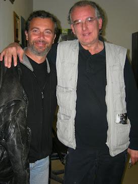 Paolo Sassanelli e Nnzio Tria