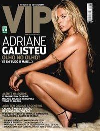 Fotos e vídeos - Adriane Galiteu nua