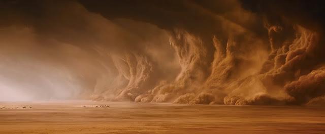 Mad Max - Sand Storm