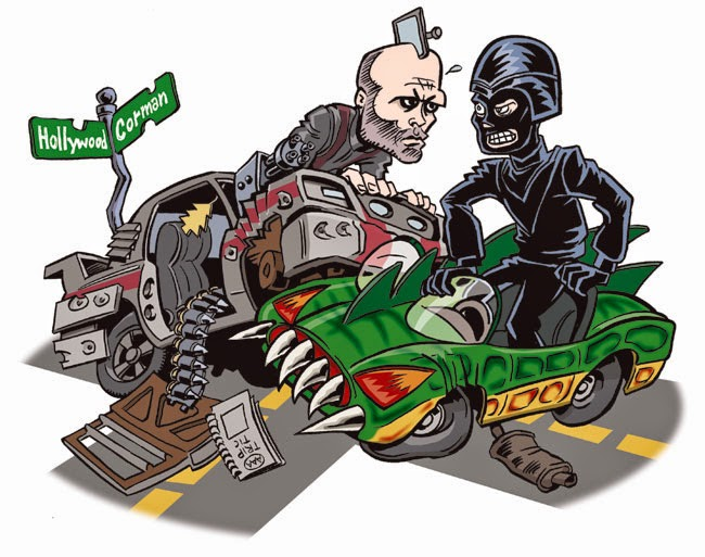 death race_metrotimes_by sean bieri