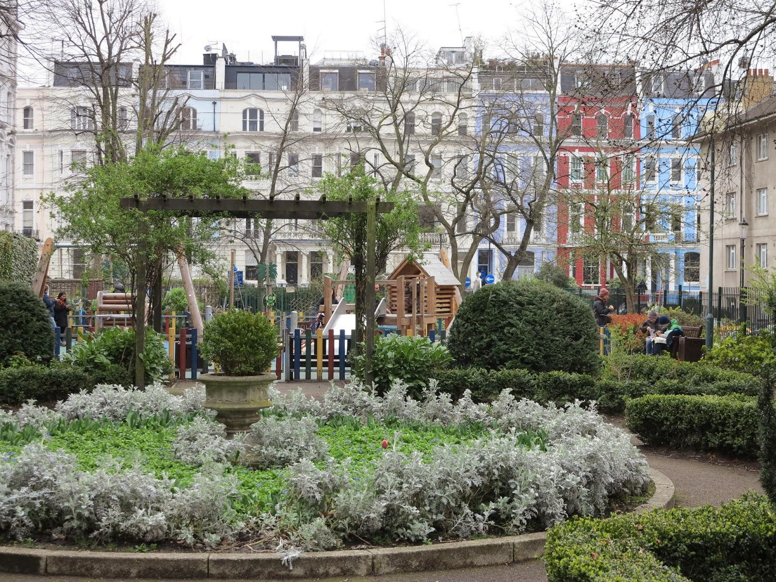 Lbum de viajes d a 4 notting hill kensington gardens for Jardines de kensington