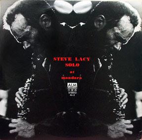 Steve Lacy - Solo at Mandara (1975)