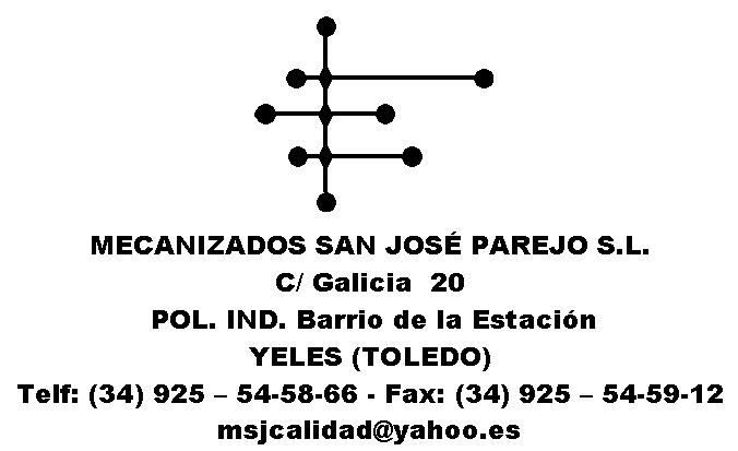 Mecanizados San José Parejo