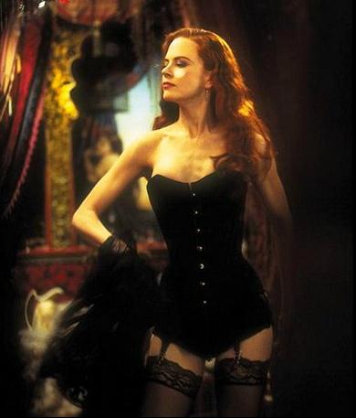 Nicole Kidman Satine