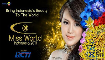 Miss World Bali