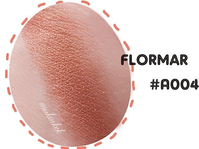 swatches-flormar-metalik-bronz-far-metallic-eye-shadow
