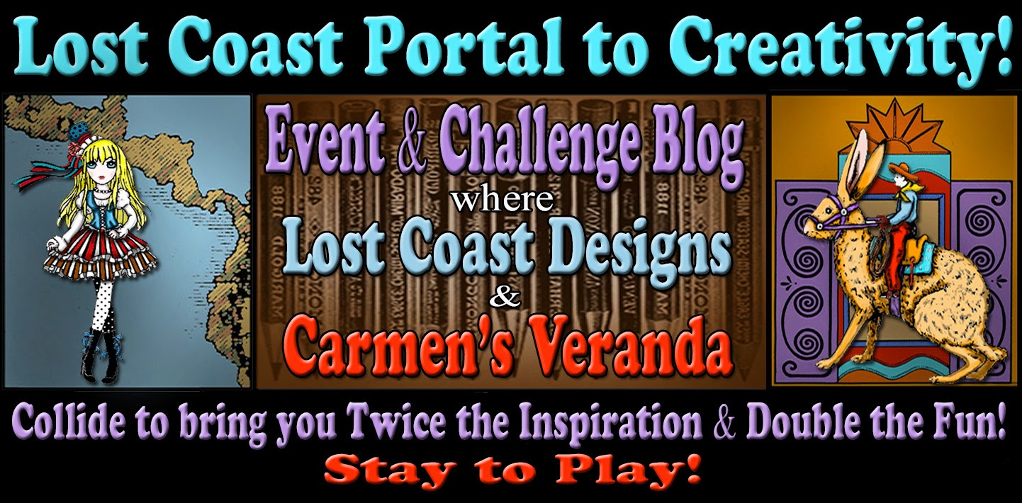 The Lost Coast Portal to Creativity!