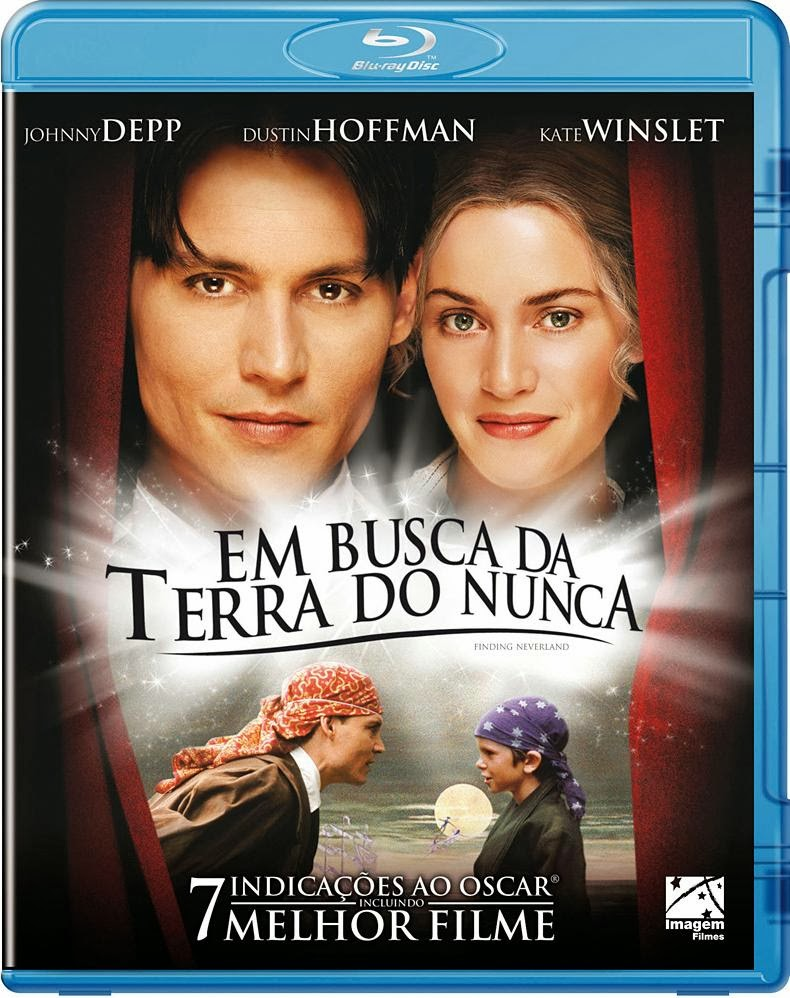 Download - Em Busca da Terra do Nunca - BDrip 720p Dublado