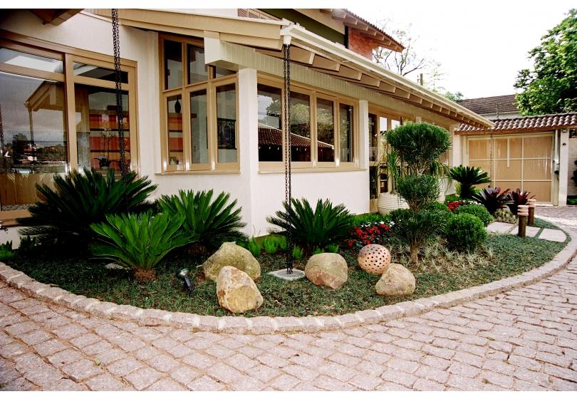 Art verde amostra de jardins residenciais for 5 jardins de lucie
