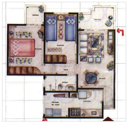 Planos de casas modelos y dise os de casas como dibujar for Como dibujar un plano de una casa