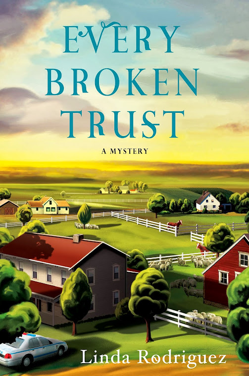 My newest mystery novel, Every Broken Trust (Minotaur Books)