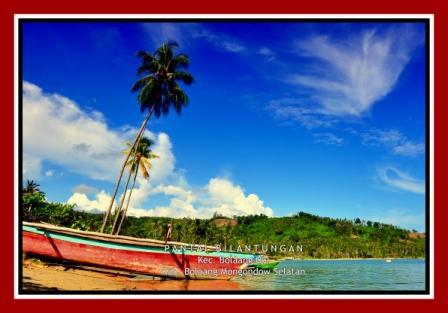 lungkap, pantai lungkap, Bolsel, Bolaang Mongondow Selatan, Pinolosian, molibagu, Humas Bolsel