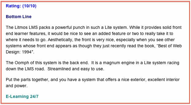 litmos lms reviews