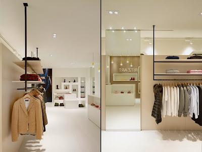 Interior Butik Minimalis 6