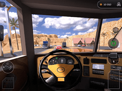 Download Truck Simulator PRO 2016 Apk Data v1.5
