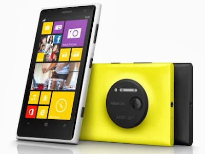 Smartphone Windows Phone Nokia Lumia 1020 - 435x326