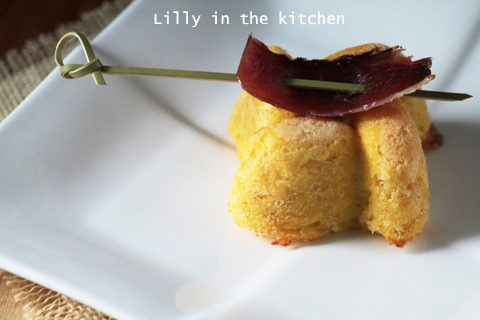 Lilly in the kitchen tortino de topinambur tortino di for Lilly s craft kitchen