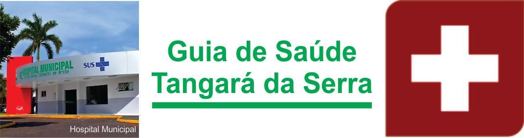 GUIA DE SAÚDE TANGARÁ