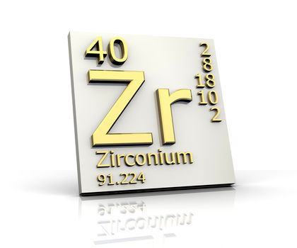 el pollo real zirconium rhymes with titanium