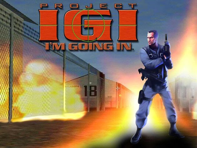 Project IGI 1 Game Setup