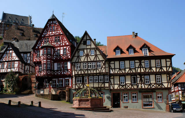 Miltenberg (Miltenberg am Main) - Baviera, Germany