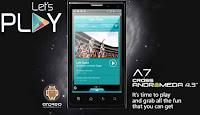 Cross Andromeda A7 Harga dan Spesifikasi