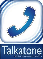talkatone for blackberry