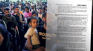 Εσωτερικό έγγραφο της Κομισιόν: «Βόμβα» 3 εκατ. προσφύγων στην Ελλάδα