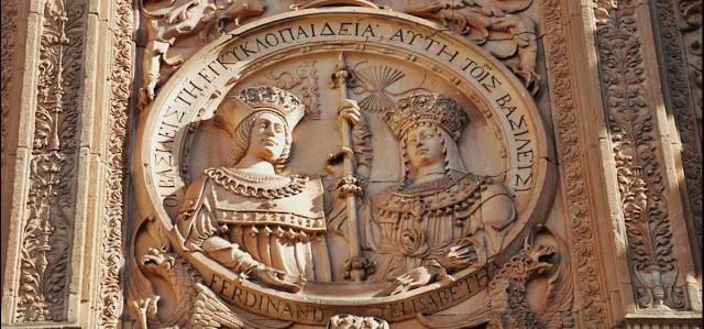 Reyes catolicos, union personal y Derecho Constitucional
