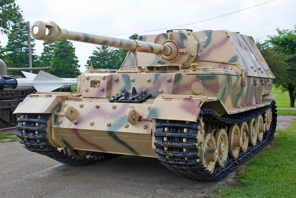 Ruby S Blog 8 Operating German Tanks On World War Ii
