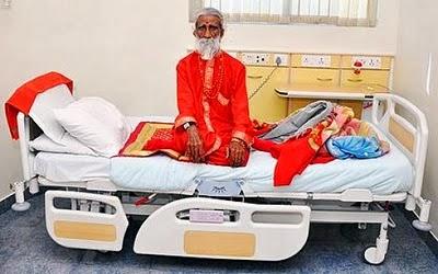 indiano 70 anos sem ingerir alimentos densos   lei971 mms viver de luz