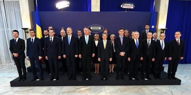 Fotografie Guvern Ciolos