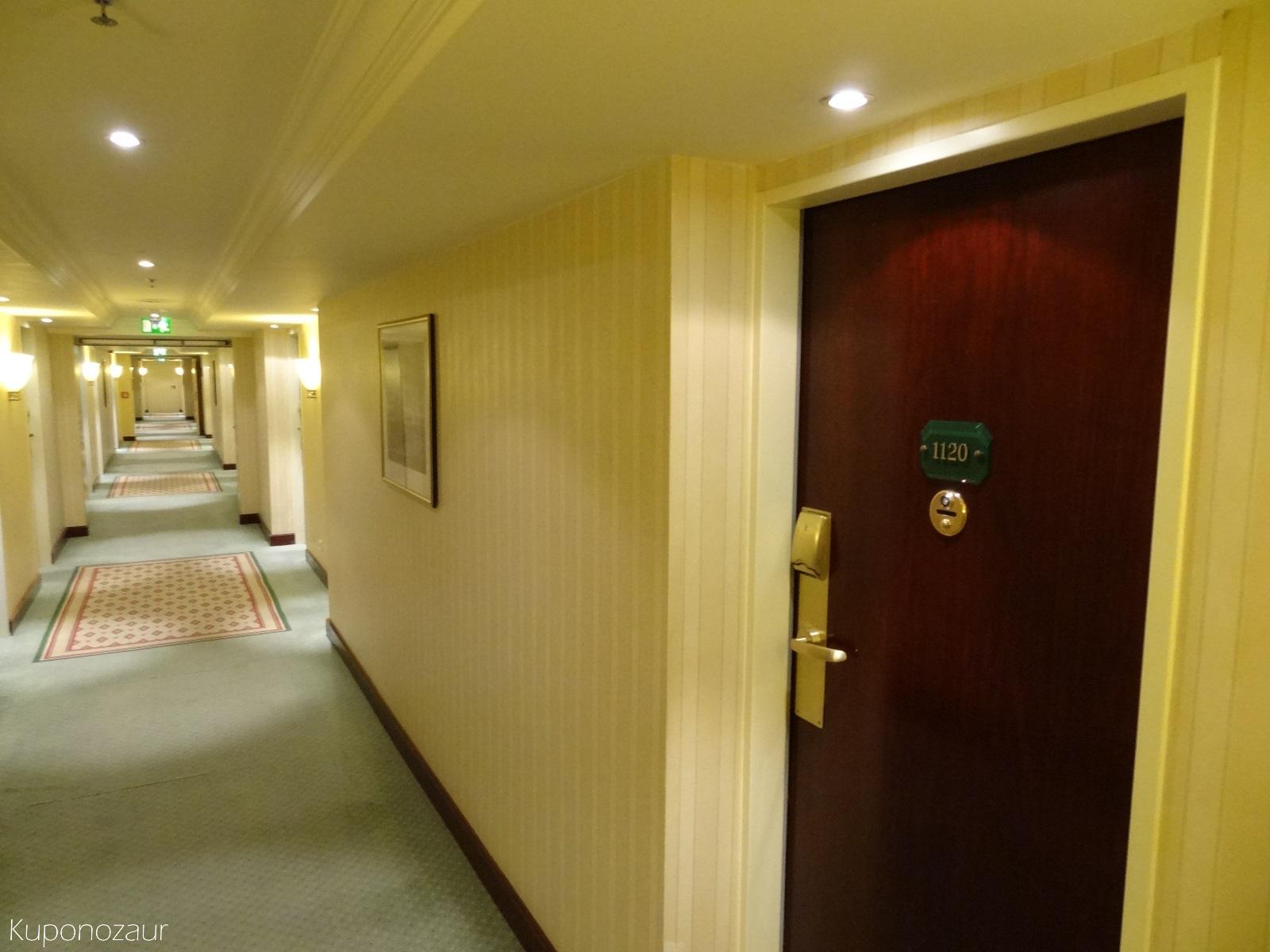 Hotel InterContinental Frankfurt pokój 1120
