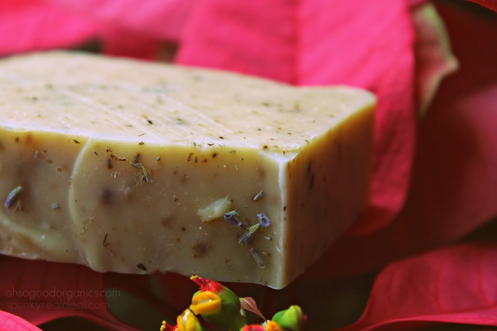 Organic Soap Lavender