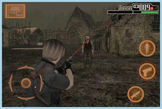 Resident Evil 4 APK Full Cehqs