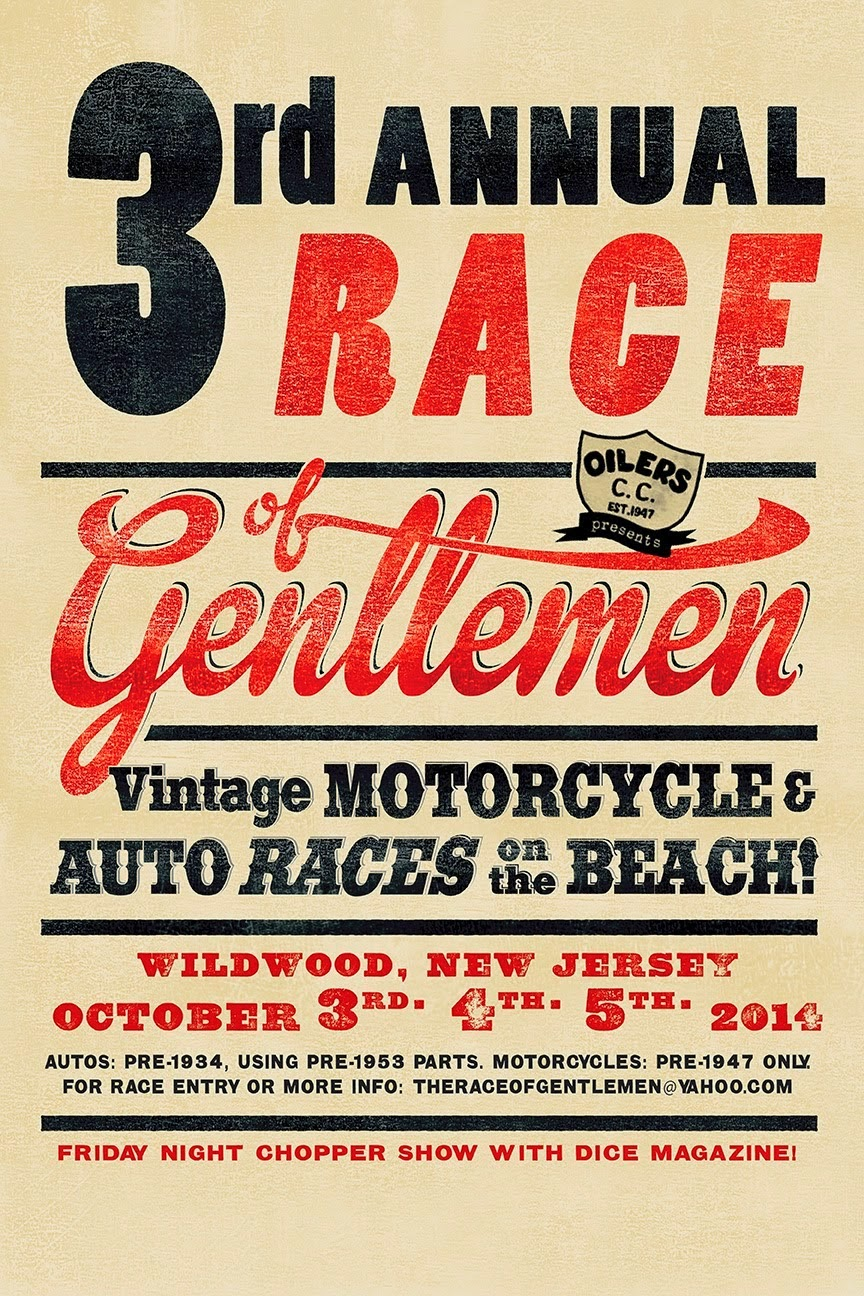 3rd Race of Gentlemen