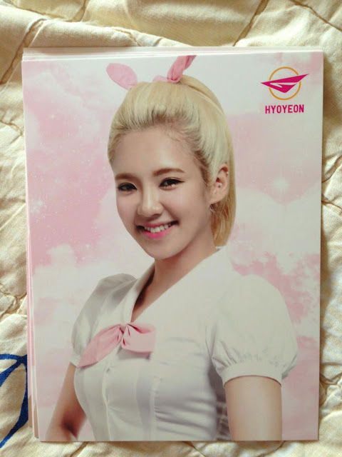 Girls Generation 2013 Hyoyeon World Tour
