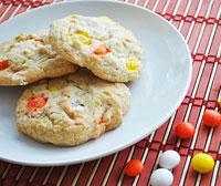 gambar kue peanut cookies