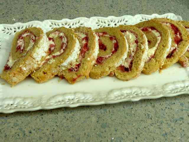 Gluten Free Strawberry Jelly Roll Cake Recipes — Dishmaps