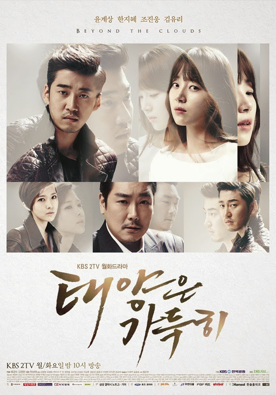 "Sinopsis Drama Korea ""Beyond the Clouds / The Full Sun"""