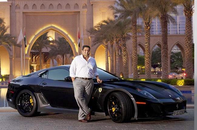 Conoce el Ferrari SP Ayra