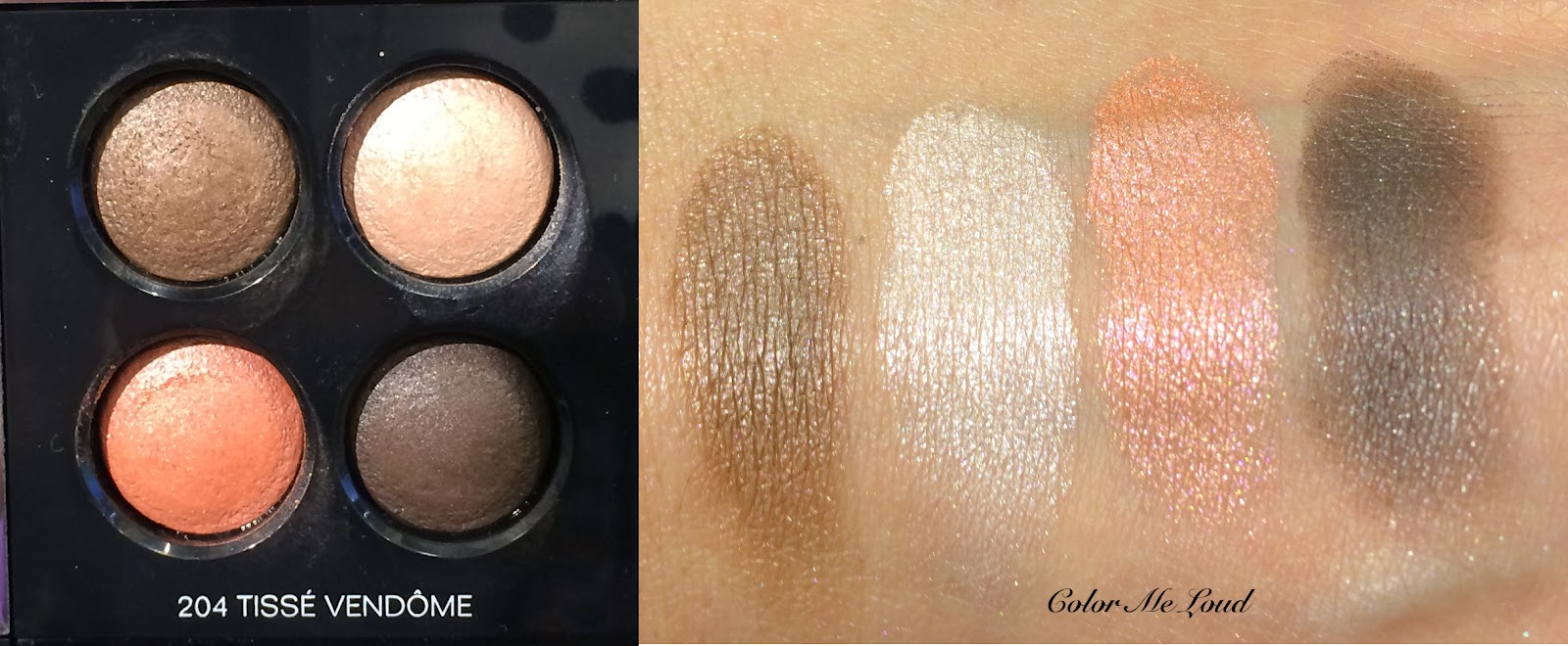 Chanel Les 4 Ombres Collection for Spring 2014, Swatches ...
