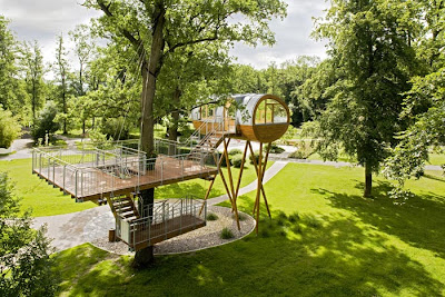Overview: The Inspiration Of Tree Houses