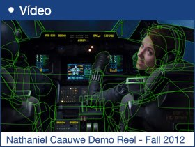Nathaniel Caauwe Demo Reel - Fall 2012