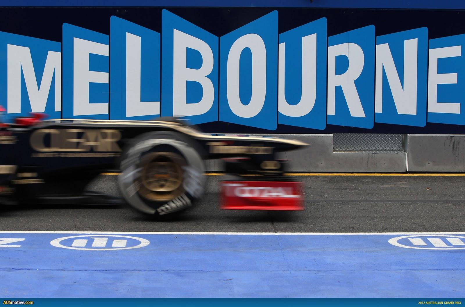 Foto do Circuito de Formula 1 em Albert Park, Melbourne - foto by entrelinhasf1