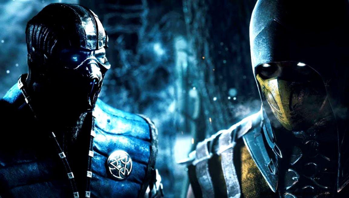 Mortal Kombat X Scorpio Wallpaper