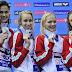 Kilencedik lett a női 4x200 méteres magyar gyorsváltó az olimpián