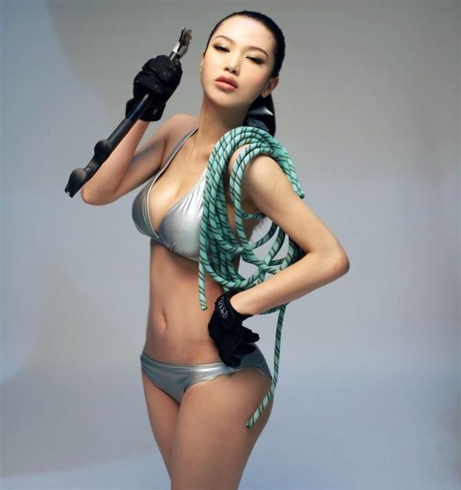 mavis pan shuangshuang bombshell photos 01